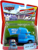 Disney Cars The World of Cars Race-O-Rama Gray Semi Diecast Car #10