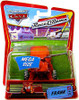 Disney Cars The World of Cars Race-O-Rama Frank the Combine Diecast Car #13