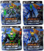 Ratchet and Clank Future Series 1 Set of 4 Action Figures