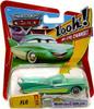 Disney Cars The World of Cars Lenticular Eyes Series 1 Flo Diecast Car