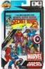 Marvel Universe 25th Anniversary Secret Wars Comic Packs Captain America & Klaw Action Figure 2-Pack #1