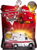 Disney Cars Cars Toon Deluxe Oversized Rescue Squad Ambulance Diecast Car
