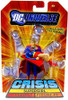 DC Universe Crisis Infinite Heroes Series 1 Supergirl Exclusive Action Figure #43 [Battle Damaged]