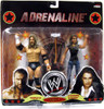 WWE Wrestling Adrenaline Series 39 Triple H & Stephanie McMahon Action Figure 2-Pack