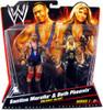 WWE Wrestling Series 1 Santino Marella & Beth Phoenix Action Figure 2-Pack