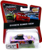 Disney Cars The World of Cars Synthetic Rubber Tires Vinyl Toupee No. 76 Exclusive Diecast Car