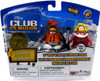 Club Penguin Mix 'N Match Series 5 Ruby & Rockstar Mini Figure Set