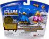 Club Penguin Mix 'N Match Series 5 Gamma Girl & Squidzoid Mini Figure Set