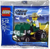 LEGO City Farmer with Tractor Mini Set #4899 [Bagged]