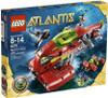 LEGO Atlantis Neptune Carrier Set #8075