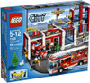 LEGO City Fire Station Set #7208