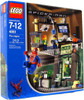 LEGO Spider-Man The Origins Set #4851