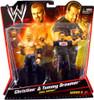 WWE Wrestling Series 4 Christian & Tommy Dreamer Action Figure 2-Pack