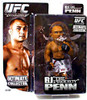 UFC Ultimate Collector Series 2 BJ Penn Action Figure