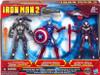 Iron Man 2 Concept Series Advanced Tactical Armor Exclusive Action Figure Set