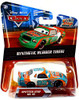 Disney Cars Synthetic Rubber Tires Sputter Stop Exclusive Diecast Car