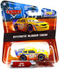 Disney Cars Synthetic Rubber Tires RPM Exclusive Diecast Car
