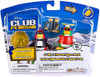 Club Penguin Mix 'N Match Series 8 Secret Agent & Rookie Mini Figure Set
