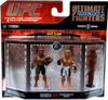 UFC Ultimate Micro Fighters Series 2 Quinton Jackson vs. Wanderlei Silva Mini Figure 2-Pack