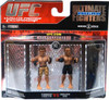 UFC Ultimate Micro Fighters Series 2 Forrest Griffin vs. Mauricio Rua Mini Figure 2-Pack