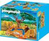 Playmobil Zoo African Wildlife Lion Pride with Monkeys Set #4830