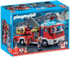 Playmobil Rescue Ladder Unit Set #4820