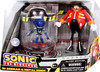 Sonic The Hedgehog Dr. Eggman & Metal Sonic Action Figure 2-Pack