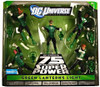 DC Universe 75 Years of Super Power Classics Green Lantern's Light Exclusive Action Figure Set