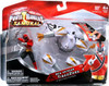 Power Rangers Samurai Red Ranger TigerZord Action Figure [Fire]