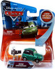 Disney Cars Lenticular Eyes Series 2 Dash Boardman Diecast Car