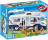 Playmobil Vacation & Leisure Family Motor Home Camper Set #4859