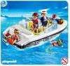 Playmobil Vacation & Leisure Family Speedboat Set #4862