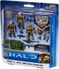 Mega Bloks Halo The Authentic Collector's Series UNSC Desert Combat Unit Set #96958