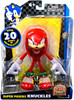 Sonic The Hedgehog 20th Anniversary Super Posers Knuckles Action Figure