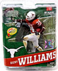 McFarlane Toys NCAA College Football Sports Picks Series 4 Ricky Williams Action Figure [Orange Jersey]