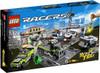 LEGO Racers Fold Out Race Tracks Brick Street Getaway Set #8211