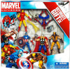 Marvel Universe Avengers Ultimate Gift Set Action Figure 5-Pack