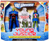 DC Universe Young Justice Martian Manhunter & Miss Martian Action Figures [Aliens Mindreaders]