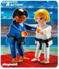 Playmobil High-Performance Athletes Judo Competitors Set #5194