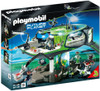 Playmobil Future Planet E-Rangers Headquarters Set #5149