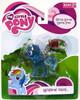 My Little Pony Friendship is Magic Special Edition Crystal Ponies Rainbow Dash Keychain
