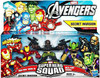 Marvel Avengers Super Hero Squad Secret Invasion Figure 3-Pack