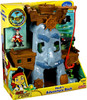Fisher Price Disney Jake and the Never Land Pirates Hook's Adventure Rock Playset