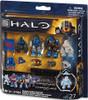 Mega Bloks Halo Covenant Combat Cobalt Unit Set #97084