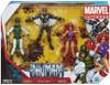 Marvel Universe Super Hero Team Packs The Inhumans Action Figure Set