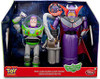 Disney Toy Story Zurg & Buzz Lightyear Exclusive Action Figure 2-Pack