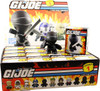 GI Joe Series 1 3-Inch Vinyl Figures Box