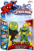 Ultimate Spider-Man Power Webs Dragon Disc Iron Fist Action Figure