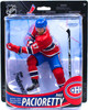 McFarlane Toys NHL Montreal Canadiens Sports Picks Series 33 Max Pacioretty Action Figure [Red Jersey]