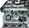 """Sons of Anarchy Clarence """"Clay"""" Morrow Diecast Replica Bike"""